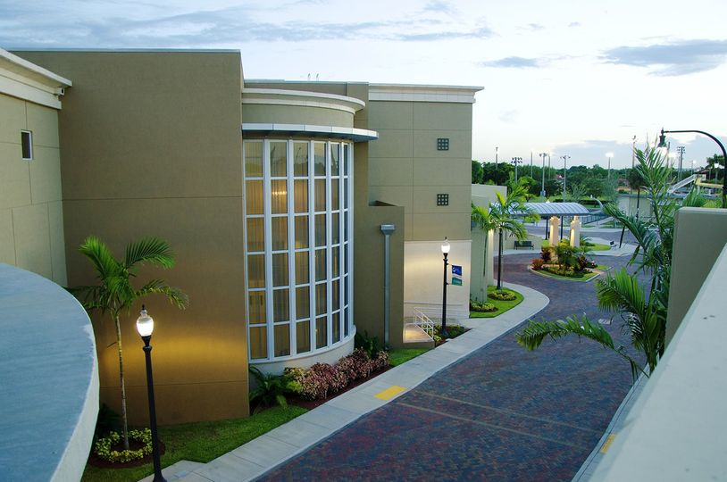 Milander Center (Side View)