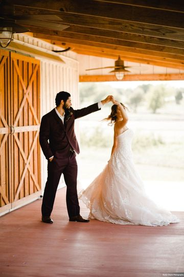 A Dance on the Porch