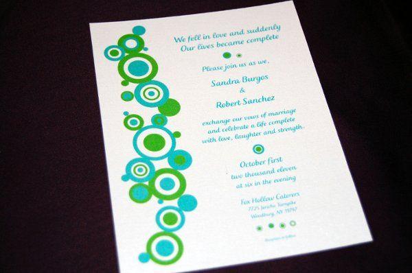 Tmx 1298643902612 DSC0016 Levittown wedding invitation