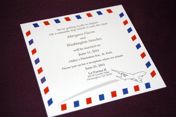 Tmx 1298643913190 DSC0019 Levittown wedding invitation