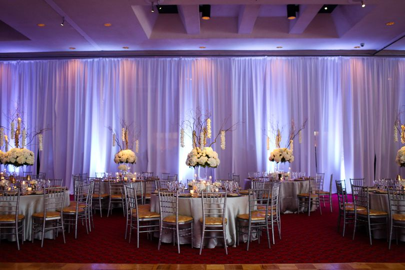 Reception in Syracuse, New York