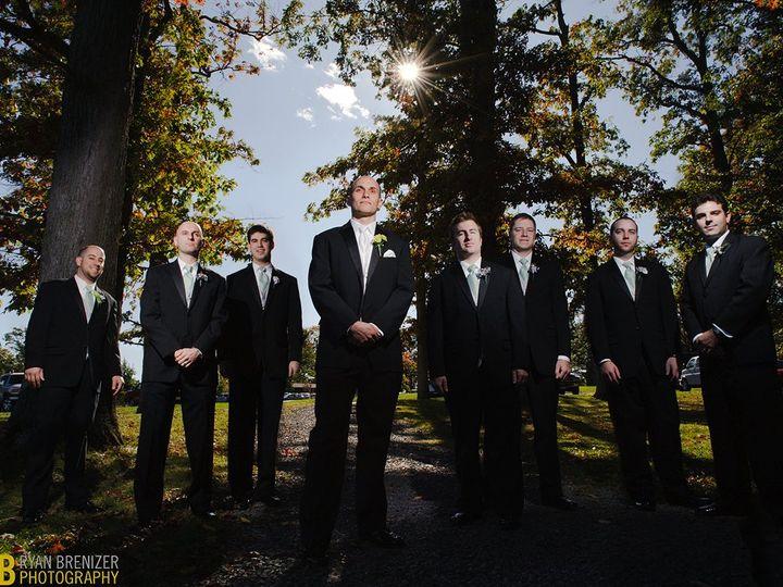 Tmx 1363647178354 KristyandMikeGroomGroomsmen Syracuse, NY wedding planner