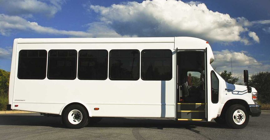 Shuttle buses