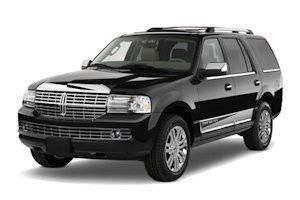 Big black car