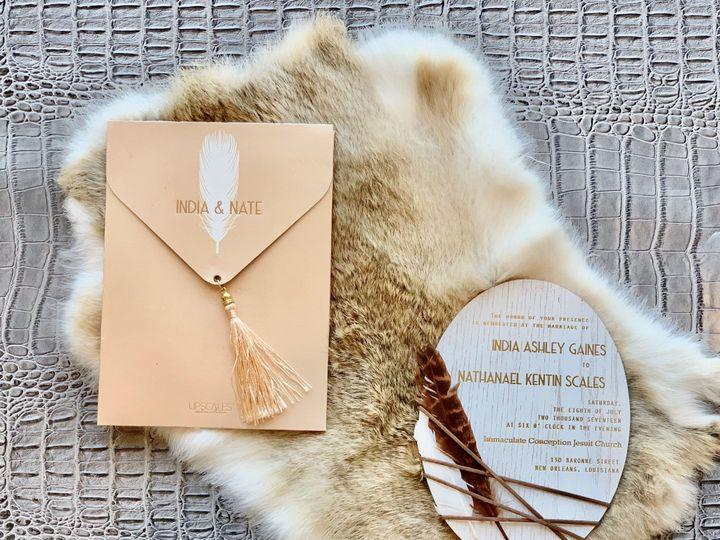 Tmx 1 51 1940039 158266813651032 Slidell, LA wedding invitation