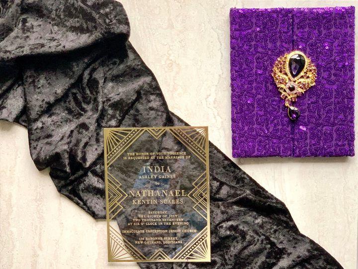 Tmx Prince 51 1940039 158268388433341 Slidell, LA wedding invitation