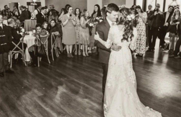 First Dance as Husband & Wife