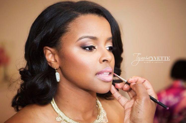 Maryland Makeup Artist