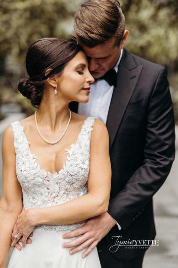 Wedding Makeup | Tymia Yvette