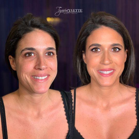 Arlington VA | Bridal Makeup