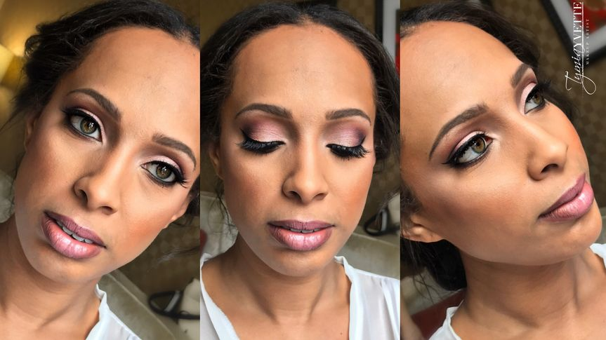 Tymia Yvette | Wedding Makeup