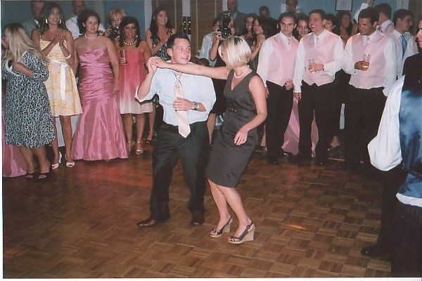 more of the last dance of matt n kaseys reception