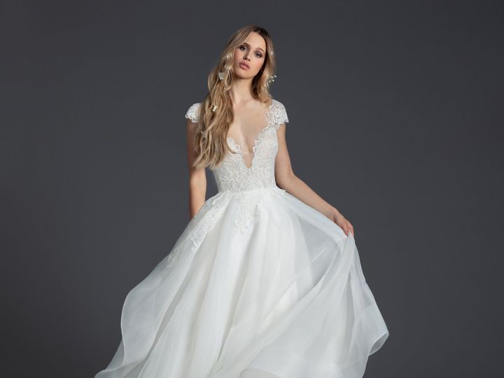 Tmx Blush Hayley Paige Bridal Fall 2019 Style 1950 Willow 51 372039 157671006776348 Tustin, California wedding dress