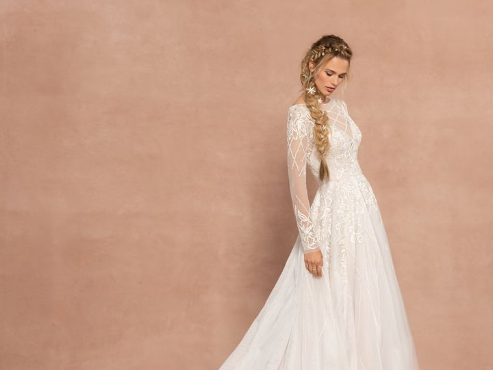 Tmx Hayley Paige Bridal Spring 2020 Style 62006 Fleetwood 0 51 372039 157671007093544 Tustin, California wedding dress