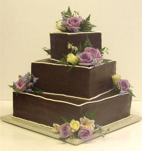 Tmx 1224818427429 Chocroses Brooklyn wedding cake