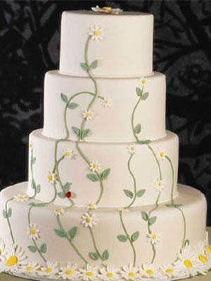 Tmx 1224818440366 Daisy Brooklyn wedding cake