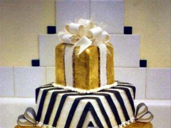 Tmx 1224818469257 Goldcake Brooklyn wedding cake