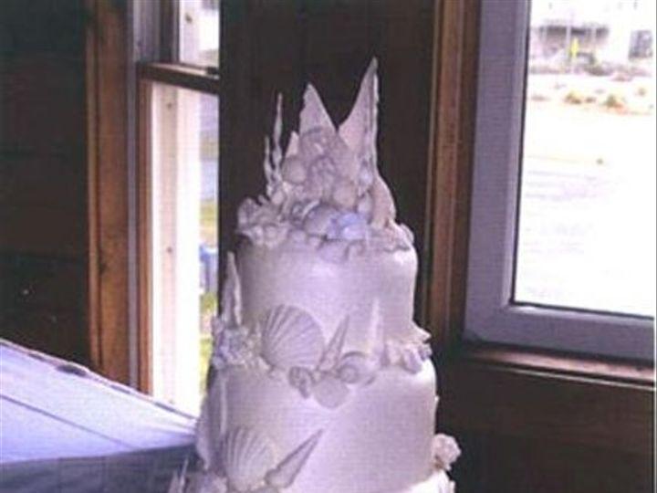 Tmx 1224818506351 Shells Brooklyn wedding cake
