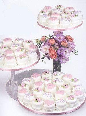 Tmx 1224818563569 Weddingcupcake Brooklyn wedding cake