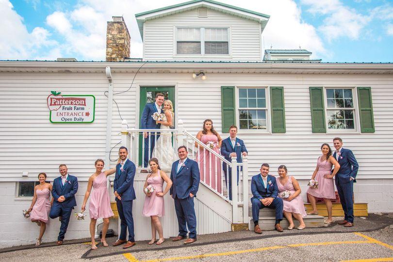 Bridal Party Patterson