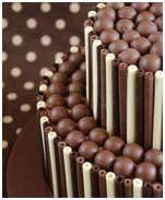 chocolatetrioweddingcake