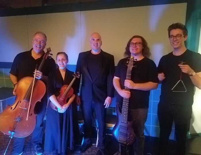 Performing with other musicians