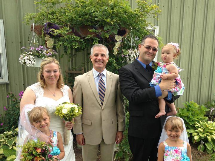 Tmx 1439408185755 Gardner   Omalley Canandaigua wedding officiant