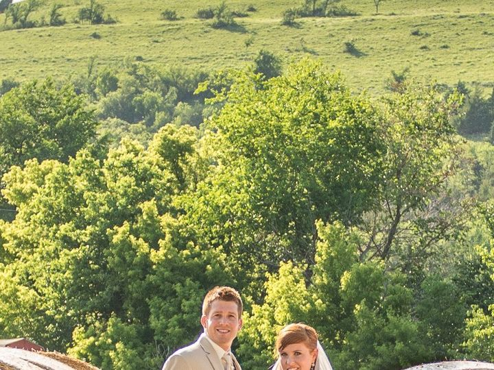 Tmx 1379603801431 Hay Bales And Trees Manhattan, KS wedding venue