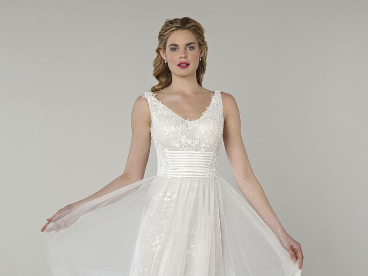 Tmx 1433435873650 Tw 6611 Valentinef  wedding dress
