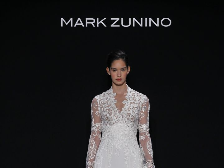 Tmx 1450420573126 Fw16zunino012  wedding dress