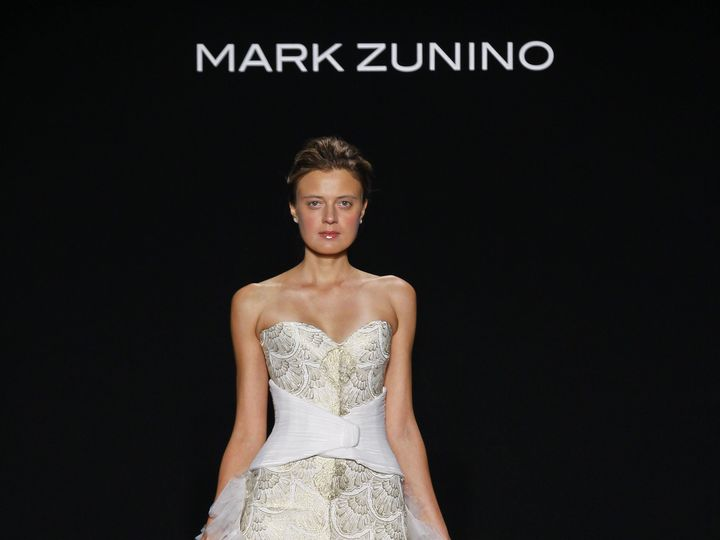 Tmx 1450427631292 Fw16zunino335  wedding dress