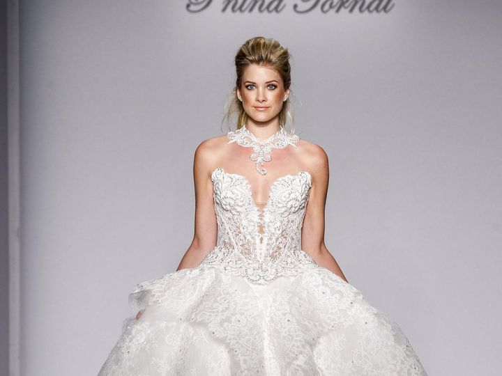Tmx 1450436419114 Fw16pninatornai071  wedding dress