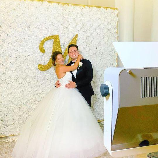 Wedding Initial