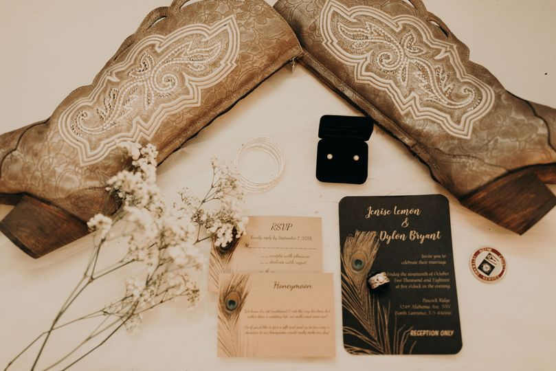 Event details | Christy Beal Photography