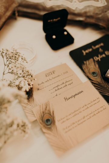 Invitation | Christy Beal Photography