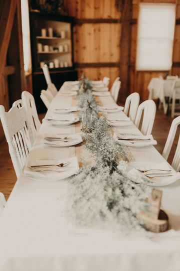 Long table | Christy Beal Photography