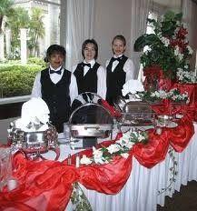 Tmx 1394303680915 Waitstaff Cop Ann Arbor wedding catering