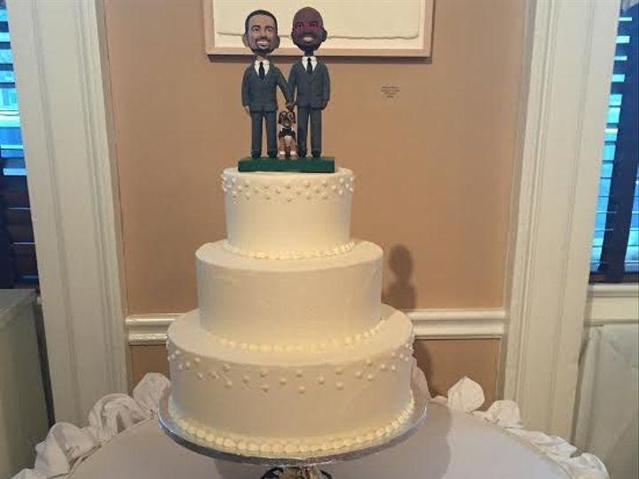 Tmx 1434468935929 1 Washington, District Of Columbia wedding cake