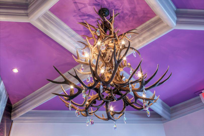 Exquisite chandeliers