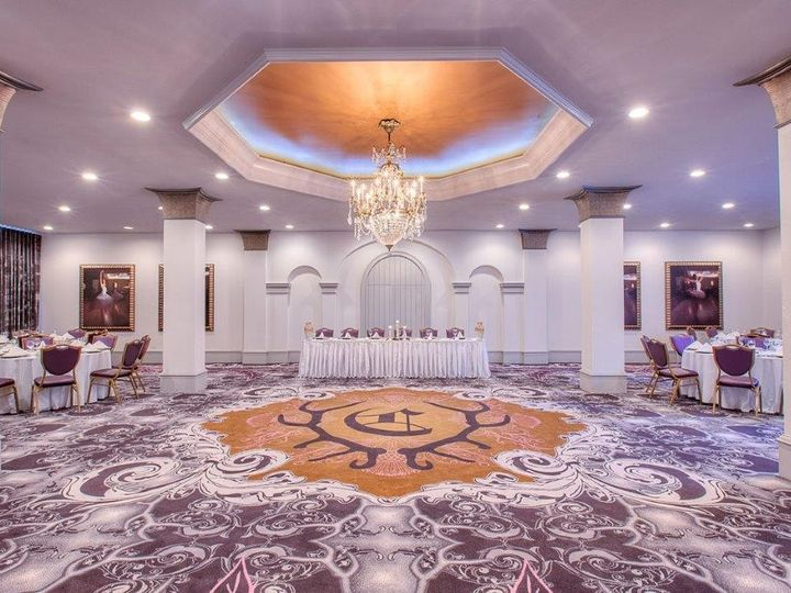 Tmx 1460141090361 Castlehotelpalaceballroom2 Orlando, FL wedding venue