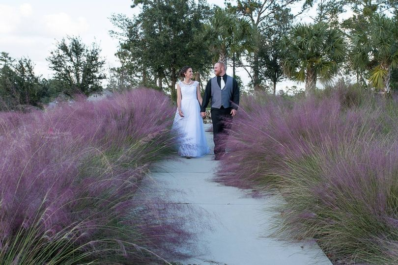 Oviedo Center Lake Park Amphitheatre and Cultural Center, a perfect backdrop for your wedding or...