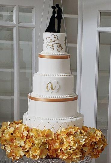 Traditional swing cake
