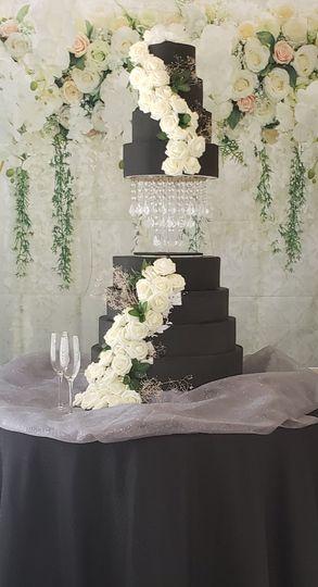Superior non-traditional cake