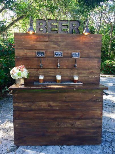 Exclusive Beer bar