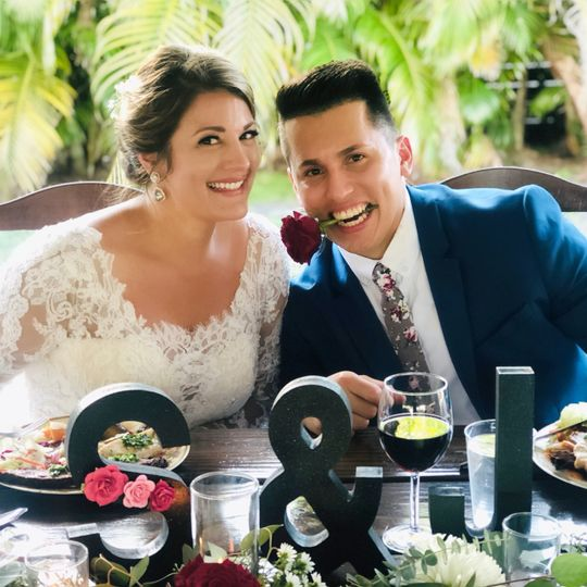 Beautiful wedding in Homestead
