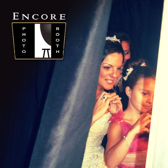 encore photo booth