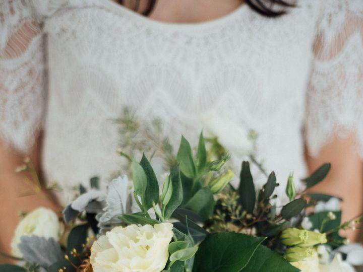 Tmx 1472238586761 Gold Protea Bouquet Kent wedding florist