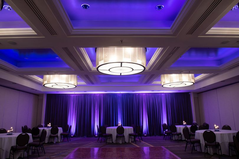 Uplighting packages are avail!