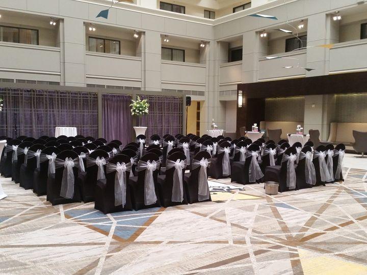 Tmx 1510763545308 Atrium Ceremony Fairfax, District Of Columbia wedding venue