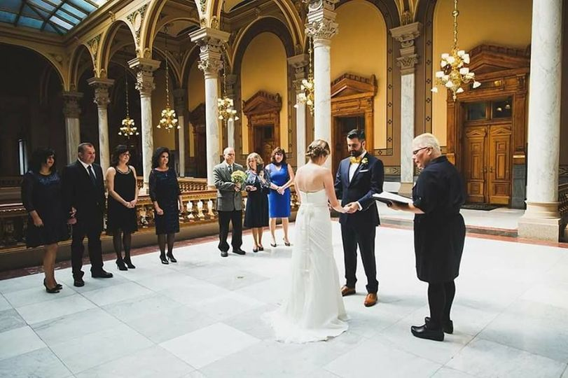 State House Elopement